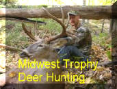 Midwest Trophy Deer Hunting
